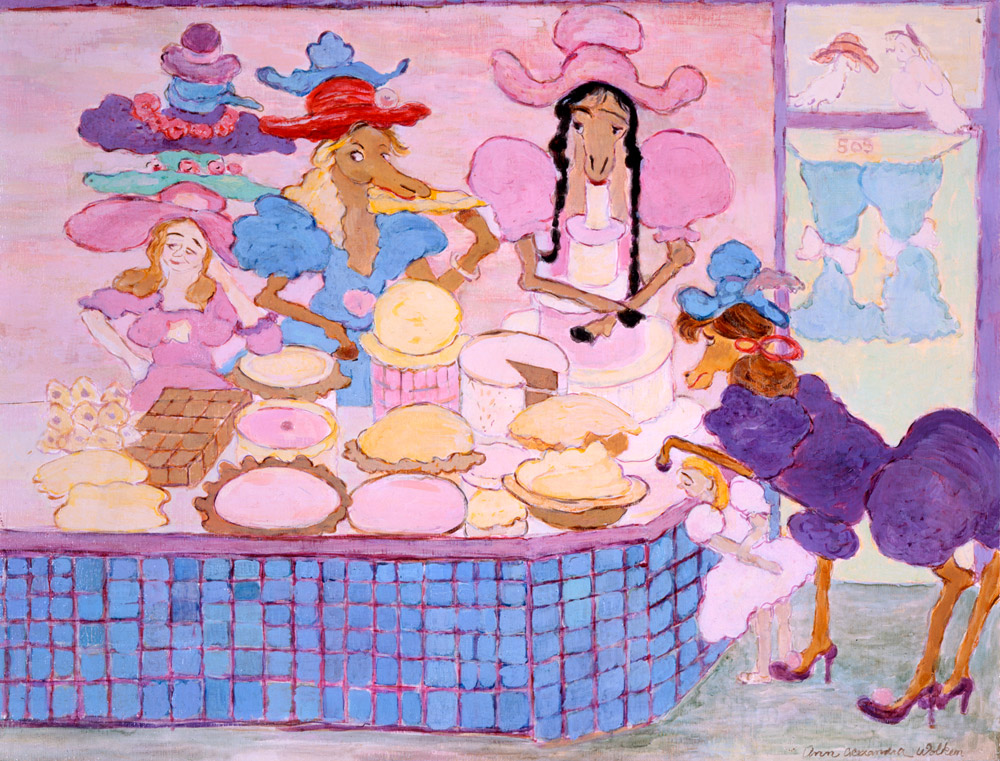 Ann Wolken - Mara's Pie Shop