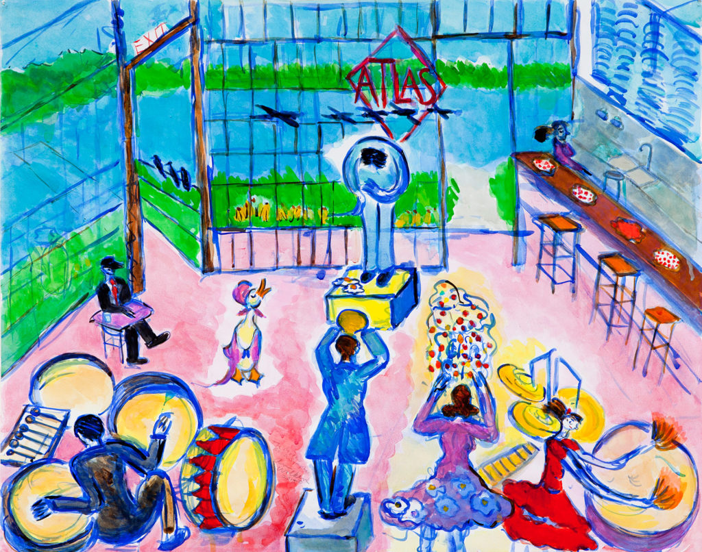 Ann Wolken - Ravel Mother Goose Symphony